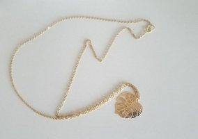 Hand made Złoty łańcuch złoto