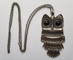 Necklace silver-colored-grey