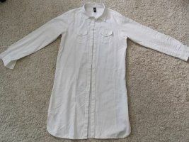 Lange Leinen Bluse/Kleid