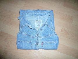 Denim Dress azure cotton