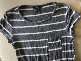 Langes Shirtkleid