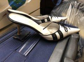 Langsspitz Sandallen Made in Italy Vero Cuoio