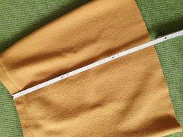 Lana Jupe en laine orange doré-orange clair