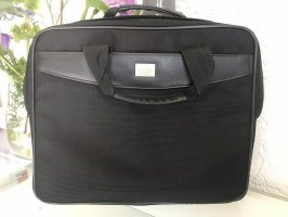 DICOTA Laptop bag black-silver-colored