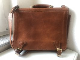 ohne Marke Laptop bag russet