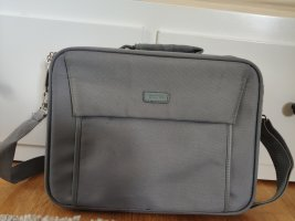 Laptop bag light grey
