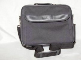 Laptop bag anthracite