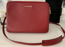 Michael Kors Laptop bag red-gold-colored