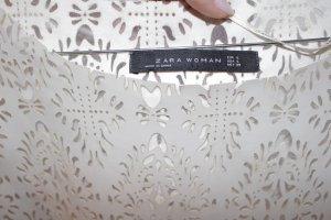 LASER CUT - SHIRT // ZARA