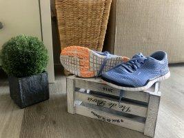 Reebok Basket à lacet bleu acier