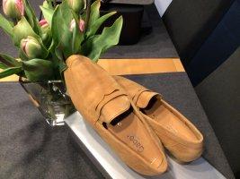 Gabor Moccasins camel leather