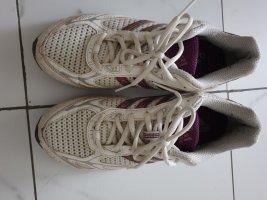 Adidas Zapatilla brogue blanco-violeta