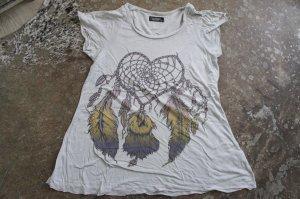 Lauren Moshi T-Shirt XS 34 grau