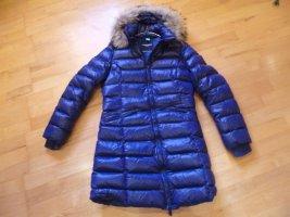 Lawrence Grey Manteau en duvet bleu polyamide