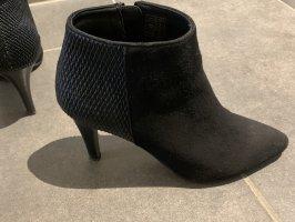 Lazzarini Stiefeletten schwarz