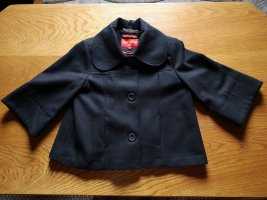 Wool Jacket black