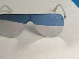 Le Specs Brille verspiegelt Piloten Stil