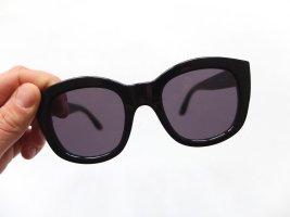 Le Specs Okulary motylki czarny