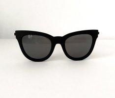 Le Specs Lunettes papillon noir