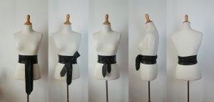 Leather Wrapbelt --- mocca, S, M, L