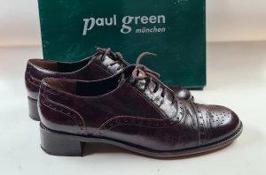 Paul Green München Scarpa a coda di rondine marrone