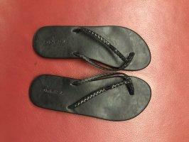 ONEILL Sandalias de tacón con talón descubierto negro