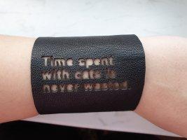 Leder handgemachtes Armband