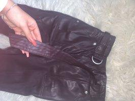 Tally Weijl Boyfriend Trousers brown violet