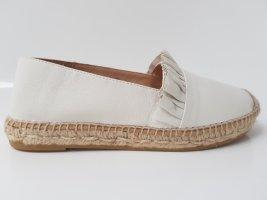 Kanna Pantofel biały-w kolorze białej wełny