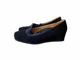 Theresia Zapatos de cuña negro