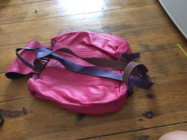 Backpack pink-lilac