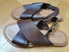 Inouvo Roman Sandals brown