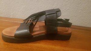 Inuovo Dianette sandalen zwart