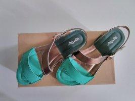 Flip*flop Sandalias cómodas multicolor Cuero