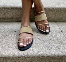 Leder Sandalen Size 39