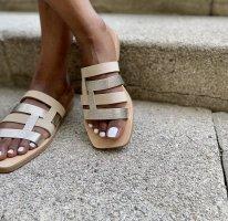 Leder Sandales Size 39