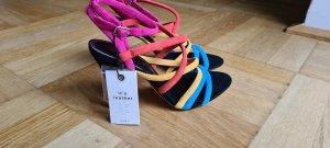 Leder Sandaletten Größe 38