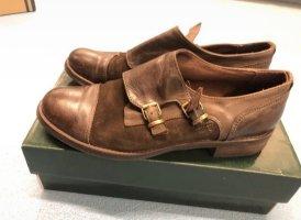 Scarosso Zapatos de marinero marrón