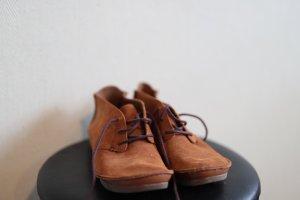 Leder Schuhe Clarks