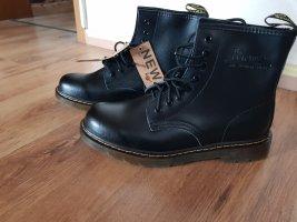 Leder Schuhe Dr Martens