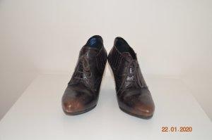 Leder Schuhe Gr.36