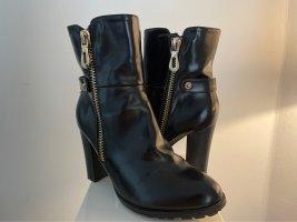 Leder Schuhe gr. 38