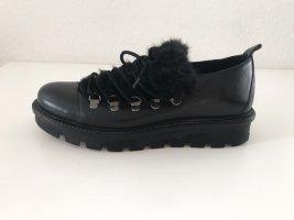 Leder Schuhe von George J. Love in Gr. 38