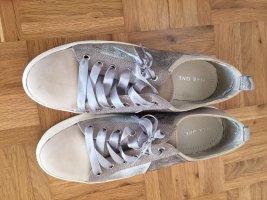 Leder-Sneaker Ge. 39