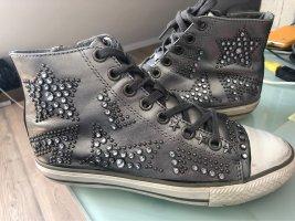 Leder- Sneaker von Ash