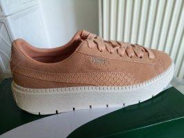 Leder sneakers, puma