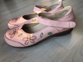 Martin Natur Scarpa Mary Jane rosa pallido-rosa chiaro