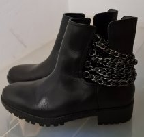 Zara Bottine ajourée noir