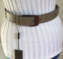 marc cain sports Canvas Belt multicolored leather