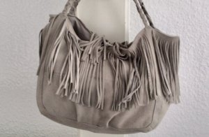 Bijou Brigitte Handbag grey-light grey